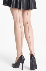 Nordstrom Back Seam Pantyhose 3 For 30 Light Nude