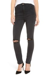 Joe's Jeans Women's 'Flawless Bella' Ripped High Rise Skinny