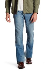 7 For All Mankind Big Stitch Bootcut Jean 30 34 Inseam Brown