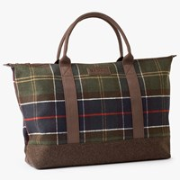 Barbour Elgin Wool Blend Holdall Multi
