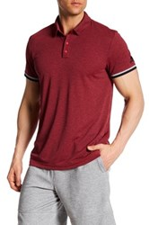 Adidas Climachill Polo Red