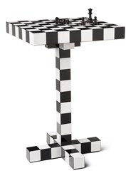 Moooi Chess Side Table Black