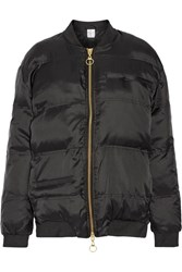 P.E Nation Reign Man Quilted Shell Jacket Black