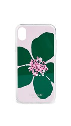 Kate Spade New York Jeweled Grand Flora Iphone Case Multi