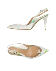 Stele Footwear Courts Women White