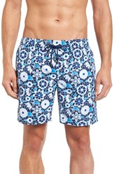 Mr.Swim Men's Mr. Swim Floral Print Swim Trunks