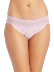 Natori Foundations Bliss Perfection V Kini Brief Soft Lilac