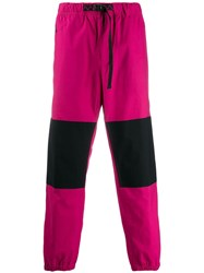 Nike Drawstring Patches Lounge Trousers Pink