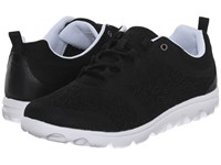Propet Travelactiv Black Women's Shoes