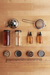 Urban Outfitters Hella Bitter Craft Your Own Bitters Kit Black