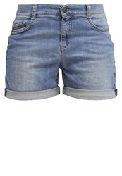 Sisley Denim Shorts 662 Bleached Denim