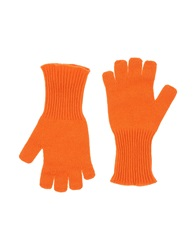 Mrz Gloves Orange