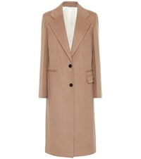 Joseph New Magnus Wool Coat Beige