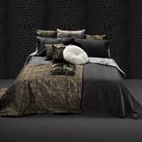 Roberto Cavalli Africa Duvet Set Super King Black