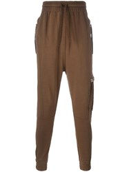 Blood Brother 'Rust' Track Pants Brown
