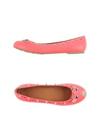 Marc By Marc Jacobs Footwear Ballet Flats Women Fuchsia