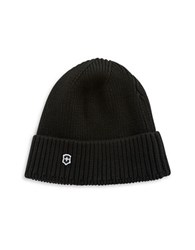 Victorinox Knit Cap Black
