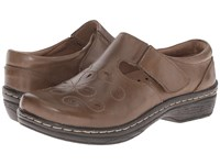Klogs Usa Brisbane Walnut Women's Clog Shoes Brown