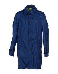 Historic Research Full Length Jackets Blue