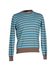 Gran Sasso Knitwear Jumpers Men Light Brown