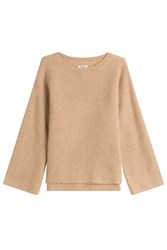 Zadig And Voltaire Cashmere Pullover Camel