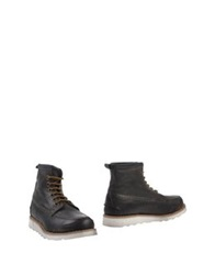 Brian Dales Ankle Boots Cocoa