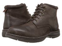 Born Axe Ii Castagno Full Grain Leather Men's Lace Up Boots Burgundy