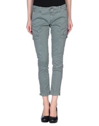Soallure Casual Pants Deep Jade