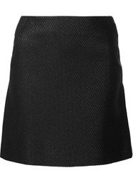 Dodo Bar Or Short A Line Skirt Black
