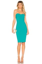 Likely Laurens Dress Turquoise