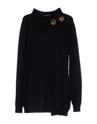 Vdp Collection Sweaters Black