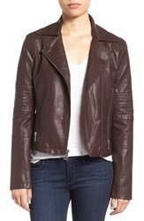 Levi'sr Women's Levi's Faux Leather Moto Jacket Port