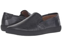 Marc Jacobs Classic Slip On Black Men's Slip On Shoes