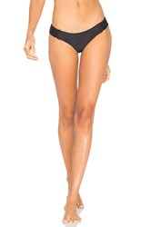 Luli Fama Heart Of A Hippie Weave Bottom Black