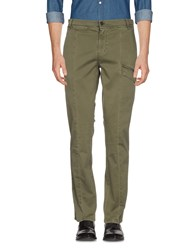 Calvin Klein Jeans Casual Pants Military Green