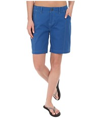 Royal Robbins Discovery Shorts Dark Lapis Women's Shorts Navy