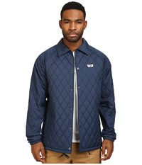 Vans Torrey Quilt Mountain Edition Jacket Dress Blues Men's Coat Navy