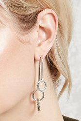 Forever 21 O Ring Ear Jackets