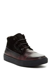 Rogue Beat Leather Sneaker Multi