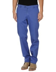 Reporter Casual Pants Bright Blue