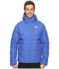 Salomon Icetown Jacket Blue Yonder Men's Coat