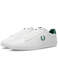 Fred Perry Hopman Leather White And Privet
