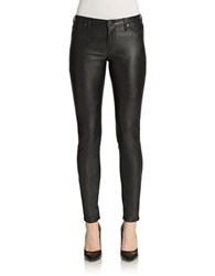 Blank Nyc Faux Leather Skinny Pants Black