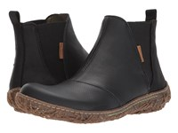 El Naturalista Nido N786 Black Women's Shoes