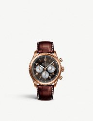 Breitling Rb0117131q1pq Navitimer 8 Automatic Rose Gold Watch