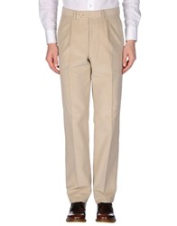 Sidi Trousers Casual Trousers Men Beige