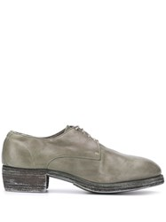 Guidi Lace Up Shoes 60