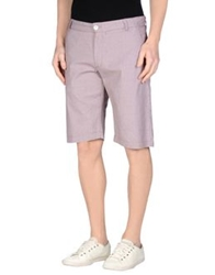 South Beach Bermudas Maroon