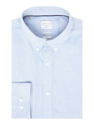 Selected One Oak Shirt Sky Blue