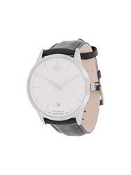 Movado 1881 Automatic Watch White